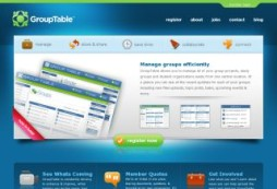 GroupTable