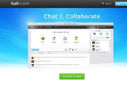 Chat and collaboration for teams, companies and communities