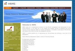 HRMS in SugarCRM, vTigerCRM , Openbravo ERP and Custom HRMS application.