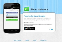 Hear all your feeds and news on Android