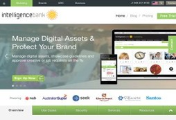 IntelligenceBank Digital Asset Management.