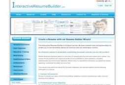 online resume builder with free resume templates