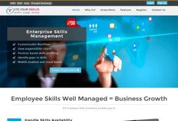 Enterprise skills management