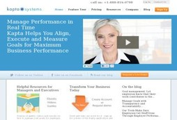 An executive tune up for your performance management