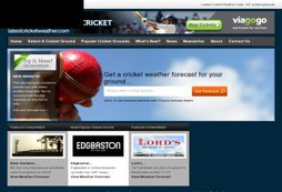 Latest Cricket Weather