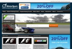 Latest Motor Sport Weather
