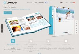 Turn your Facebook updates, photos and memories into a real-life coffee table book
