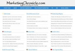 Marketing Chronicle