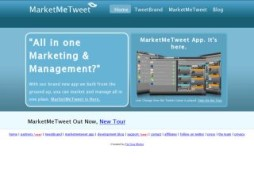 MarketMeTweet