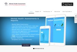 Clinician Support Mobile App for Effective Psychiatric Evaluation