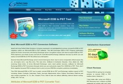 Microsoft EDB to PST Converter Software
