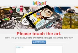 """Cool Able Art"" is an anagram of Collaborate - very apt for Mixel"