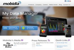Mobidia: My Data Manager