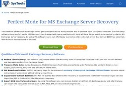 MS Exchange Server Recovery