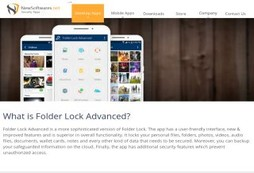 Folder Lock Advanced