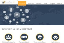 Secure and manage all your social networks from one place and with one password