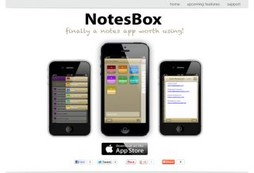 A note-taking app that you will actually want to use