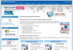 Get the Best Novell Data Recovery Software