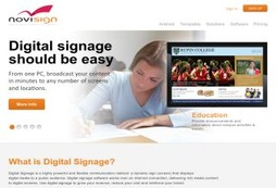 Do it yourself rich media for your digital signage