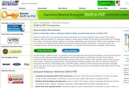 Best OLM to PST Converter Software
