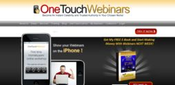One Touch Webinars™