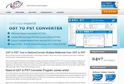 Obliging OST to PST Converter Tool to Repair & Convert OST to PST