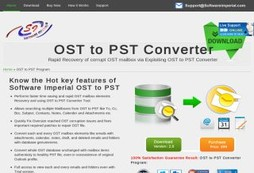 Trustfully OST to PST Converter Utility Safely Recover & Convert OST to PST