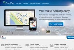 Find great parking in major US cities