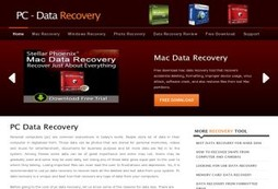 PC data recovery tool