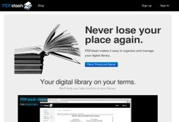 Organize and manage your complete digital library and have access wherever you are