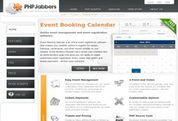 Event Booking Calendar