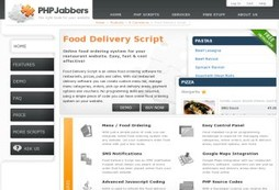 Food Delivery Script