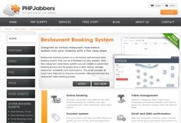 Restaurant Table Booking System