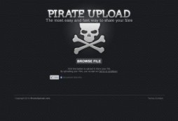 Pirate Upload