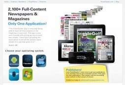 Read over 2,000 global newspapers from cover to cover