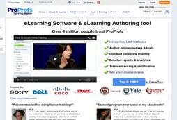 ProProfs eLearning Software
