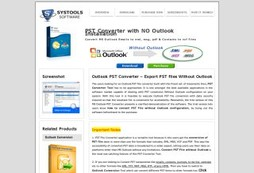 Outlook PST Converter to Convert PST to MSG, EML, PDF or VCF File - PST File Conversion