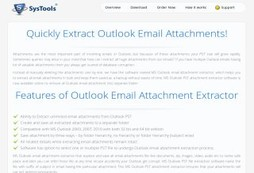 Extract Outlook Email Attachment