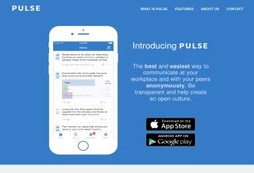 Pulse - Anonymous communication tool for enterprises
