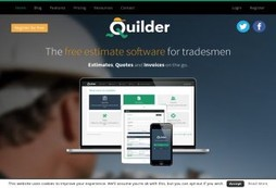 Quilder Estimate Software