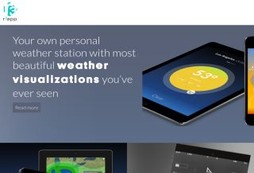 iWeather Pro - A Truly Elegant and Intuitive Weather App