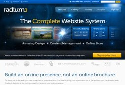 Brilliant websites for business
