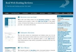 Real Web Hosting Reviews