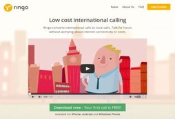 Ringo: International Calling App