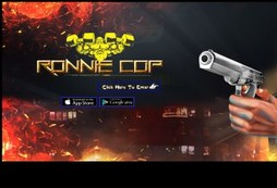 An adrenaline charged action shooter with bodybuilder Ronnie Coleman