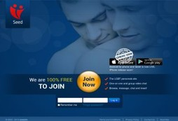 A gay dating site with unlimited messaging