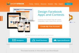 Create online Facebook apps for free and compete with the big boys