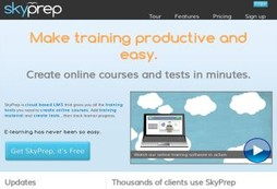 A superior learning management system to evaluate and train your staff