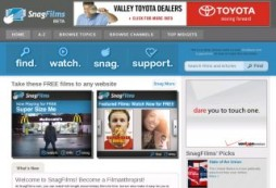 Take FREE films to any website