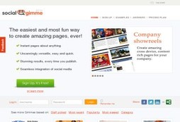 A Gimme page that could revolutionize online advertising